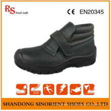 Chemical Resistant Welding Safety Shoes, No Lace Safety Shoes for Men RS022