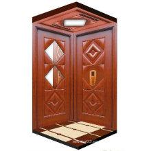 Cabina del ascensor del hogar