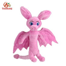 Plush toy factory wholesale pink dinosaur toys