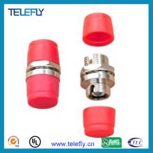 FC adaptador de fibra óptica, tipo D