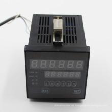 Longitud de cable que mide el contador inteligente del metro de Digitaces