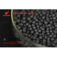 Carbón activado a base de madera de grado alimentario para la decoloración del aceite
