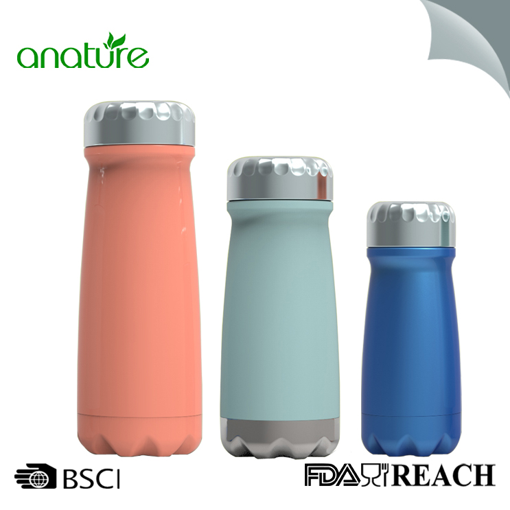 25oz Wide Mouth Triple Double Wall Insulated Tumbler