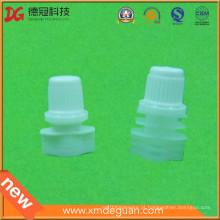 Fabricante Preço de fábrica Bocal plástico barato com tampão