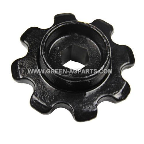 John Deere 40 and 90 Series Cornheaders 8 Tooth Chain Drive Sprocket G85252