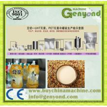 Termine el fabricante industrial de la leche de soja
