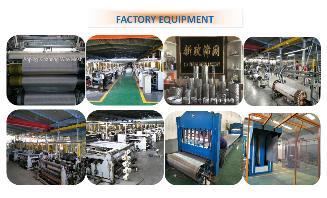 SS FACTORY EQUIPMENT