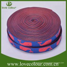 Nueva cinta tejida jacquard de encargo de las cintas de encargo de la alta calidad del diseño