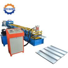 PPGI Galvanized Steel Shelf Rack Roll Forming Machinery