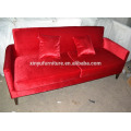 Unique design leather cover backrest living room sofa XY3372