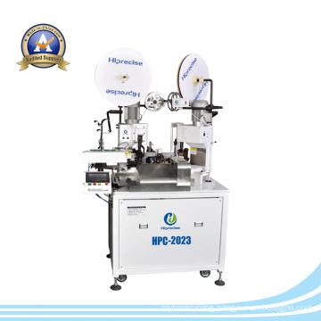 High Precision CNC Automatic Wire Cable Terminal Crimping Machine