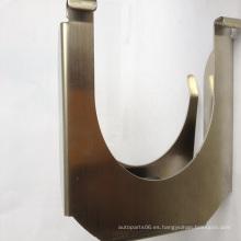304 Componente de fijación de molde pulido de acero inoxidable