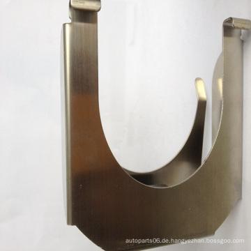 304 Edelstahl polierte Form Befestigungskomponente