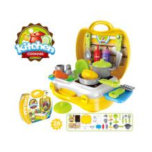 Детская игрушка игрушек для кухни Pretend Play Set Детская игрушка (H5931116)