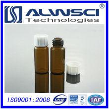 Freie Probenlagerung Durchstechflaschen und Verschlüsse PP Schraubverschluss Silikon Septa gute Siegel