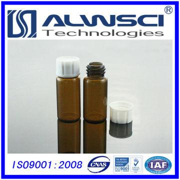 Aufbewahrungsfläschchen mit PP-Kappenschullabor liefert Laborverbrauchsmaterialien