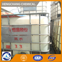 CAS 1336-21-6 Auqa Ammonia Solution for desulfurization