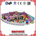 Candy Style Children Indoor Playground Equipment