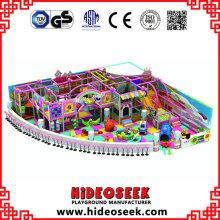 Candy Style Kinder Indoor-Spielplatzgeräte
