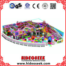 Candy Style Children Indoor Playground Equipment