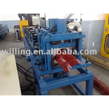 Stahlrollenformmaschine