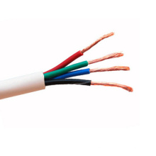 14ga/4c 100ft in Wall Speaker Cable