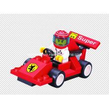 Racing Series Designer Karting 33PCS bloquea los juguetes