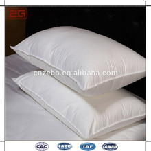 Top Sale 233TC Down Proof Cover with Duck Feather Filling White Pillow Inserts