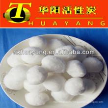 Medios al por mayor del filtro de la bola de la fibra de China para el tratamiento de aguas
