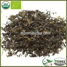 Belleza oriental certificada orgánica Taiwán Oolong Tea A