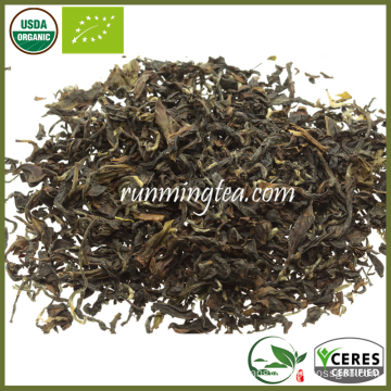 Organic-certified Oriental Beauty Taiwan Oolong Tea A