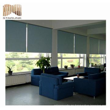 cortinas y persianas impresas de encargo modificadas para requisitos particulares de la oficina del rodillo vertical