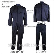 fabricant nylon en nylon anti-statique FR vêtements de travail pour l'Amérique