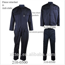 manufacturer cotton nylon anti-static FR workwear for America