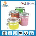 4pcs stockage de pot d'épices de cuisine