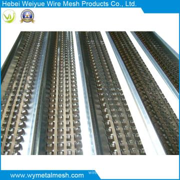 Металлическая сетка с высоким рифлением для строительства