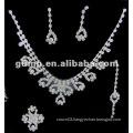 Latest bridal wedding jewelry set (GWJ12-542)