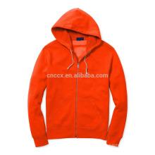 15PKH12 cotton fleece hoodies men cardigan