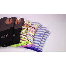 Wholesale Extra Long Pot Holder Baking Gloves Heat Resistant Cooking Linen Fabric Oven Mitt