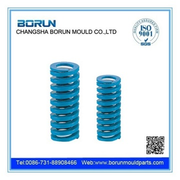 ISO Blue Die springs for injection mould