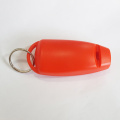 Herramientas de entrenamiento de animales Whistle Clicker All in One
