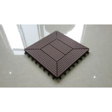Hersteller / Direct Factory von WPC DIY Decking Fliesen 12 in. X 12 Zoll Fliese