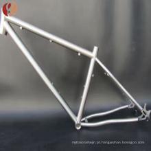 Alta qualidade industrial fábrica dircet fornecimento gr5 titanium bmx bike