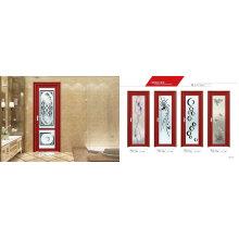 Aluminium Door Sliding Door Toliet Door Wc Door Glasses Door Balcony Door (05)
