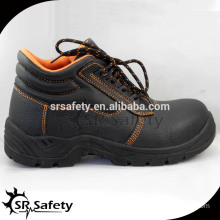 Metal free pu+RB electrican safety shoes