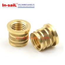 Precision Threaded Inserts for Plastic