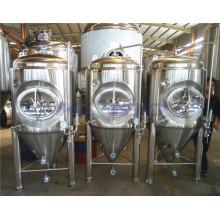 Equipamento de fabricação de cerveja pequena