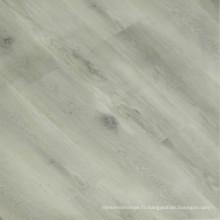 Plancher de géothermique Click verrouillage Pvc SPC vinyle planche stratifié spc chauffage carrelage