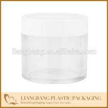 Garrafa de plástico cosmético