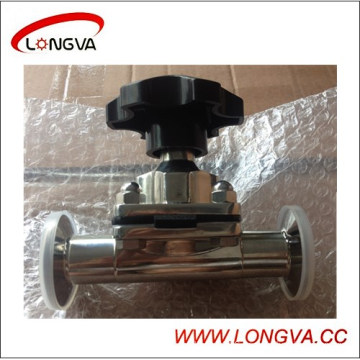 Sanitary Normal Type Clamped Diaphragm Valve